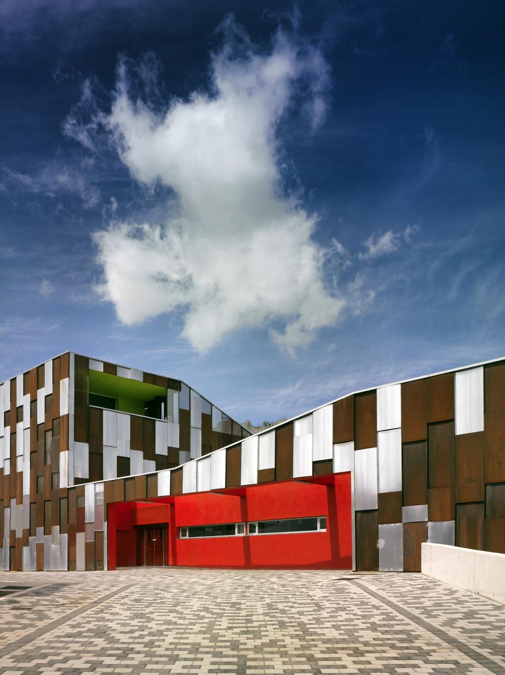 Centro de Salud en Vélez-Rubio