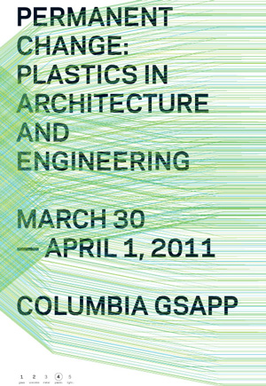 PLASTIC CHAINS Exhibition. COLUMBIA [GSAPP]