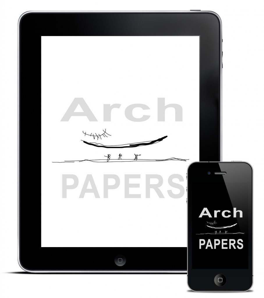 ArchPAPERS app for iPad / iPhone I Your archlibrary in the cloud