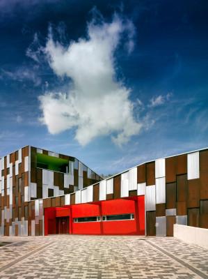 CENTRO DE SALUD EN VÉLEZ-RUBIO. HEALTH CENTER in Velex-Rubio. Almeria. Spain. LosdelDesierto. ELAP