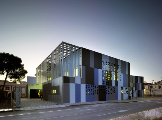 CENTRO DE SALUD / HEALTH CENTER. Pulpí. Almeria. Spain