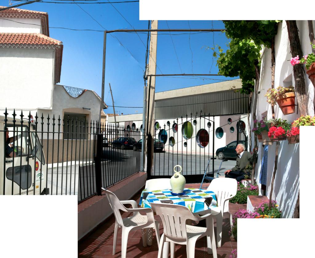 Guardería de 8 unidades en Vélez-Rubio. Almeria. España