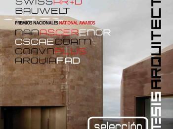 Selección: Premios Internacionales y Nacionales. Sintesis Arquitectura Ed