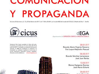 encuentros ARQUITECTURA, COMUNICACIÓN Y PROPAGANDA