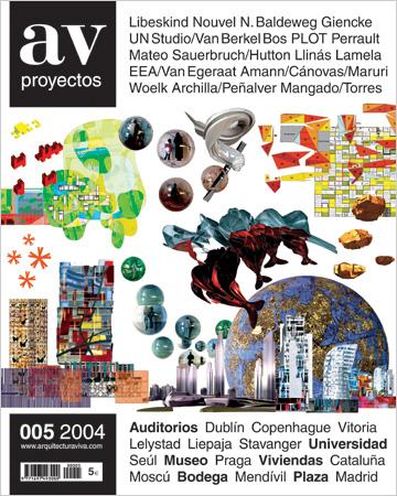 AV Proyectos 5 AUDITORIOS