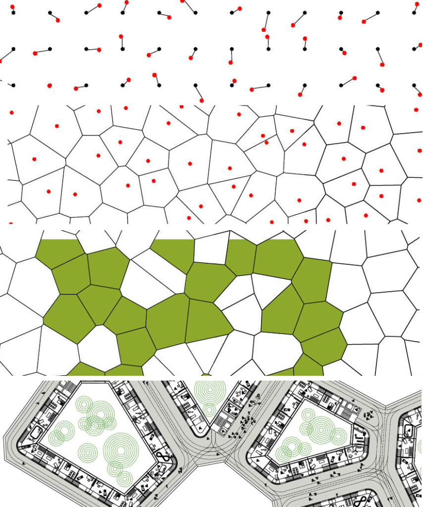 Revisiting Voronoi2D = EUROPAN 8 KEMI. LosdelDesierto. Eva Luque + Alejandro Pascual