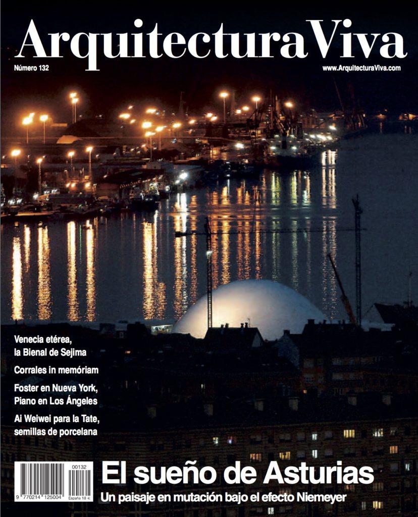 Arquitectura Viva 132