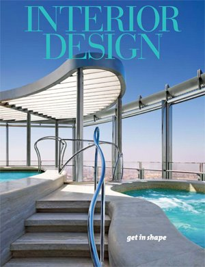 La Guardería de Vélez-Rubio publicada en INTERIOR DESIGN magazine - New York - USA