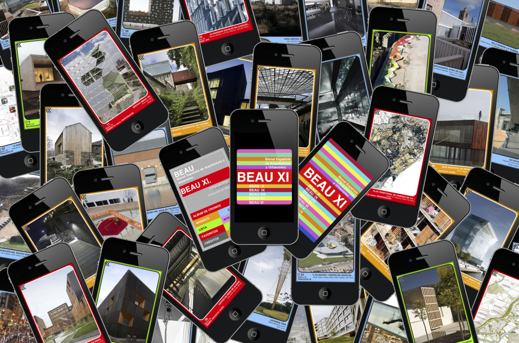 APP BEAU XI for iPhone