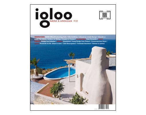 igloo habitat & arhitectură magazine / #129 / sep 2012