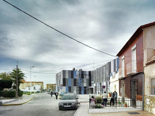 CENTRO DE SALUD / HEALTH CENTER. Pulpí. Almeria. Spain