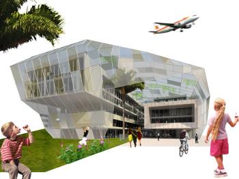 Centro de Transferencia Tecnológica en el parque científico tecnológico de Almería [PITA + TECNOVA] LosdelDesierto